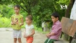 ქართველი ბავშვები და ტყვიის პრობლემა - იუნისეფი