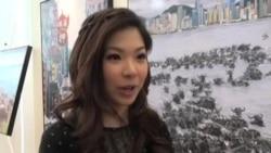 香港90后艺术家画出社会心声