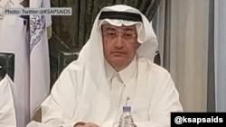 «رائد بن خالد قرملی» مدیر برنامه ریزی سیاستها در وزارت امور خارجه عربستان سعودی -عکس از توئیتر:@ksapsaids