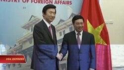 Việt Nam, Hàn Quốc tìm cách 'ghìm cương' Bắc Hàn?