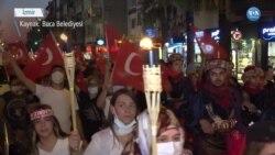 İzmir'de Zafer Bayramı Coşkusu