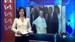 VOA卫视(2015年9月23日 第一小时节目)