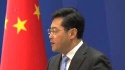 中国:不与安倍在任何场合对话