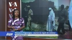 Washington Forum | jeudi 28 mars 2019 | Mali: Massacre d'Ogossagou-Peul