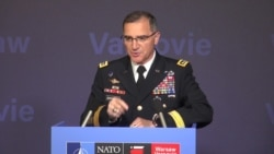 Scaparrotti Discusses Pyongyang's Missile Test