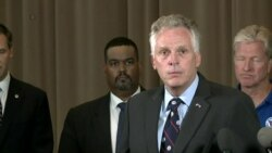 Virginia Governor Tells White Supremacists to 'Go Home'