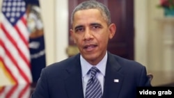 """Barack Obama quiere que la economía funcione para todos, """"no solo para unos pocos afortunados""""."""