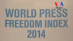 Cambodian Journalists in 'Difficult Situation' on Global Press Freedom Index