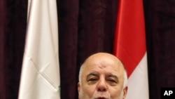 하이더 알아바디 이라크 총리 (자료사진)