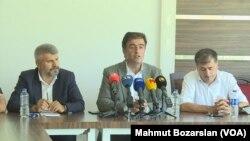 İnsan ve Özgürlük Partisi Kurucu Başkanı Mehmet Kamaç