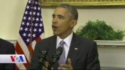 هەوڵەکانی سەرۆک ئۆباما بۆ داخستنی بەندیخانەی گوانتانامۆ