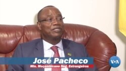 Ministro moçambicano diz que Cabo Delgado está a ser assolado por malfeitores