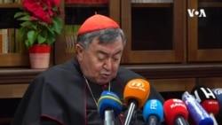 Kardinal Puljić: Neka Božić bude utjeha i radost