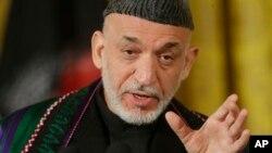 Presiden Afghanistan Hamid Karzai melakukan kunjungan 2 hari di Qatar untuk membahas kemungkinan pembukaan kantor perwakilan Taliban (foto: dok).