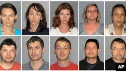 Pripadnici ruske špijunske mreže uhićeni u ljeto 2010.