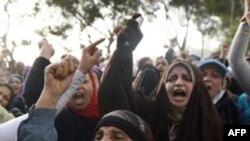 ეგვიპტეში არ წყდება საპროტესტო მანიფესტაციები