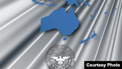 美国防部发表海上安全报告(国防部报告截图)
