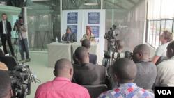 Reportage de Maurice Magorane, correspondant de VOA Afrque à Kigali