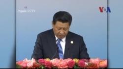 Chủ tịch Trung Quốc nêu lên 'giấc mơ châu Á-Thái Bình Dương'