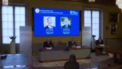 两名改善拍卖理论的美国经济学家获诺贝尔经济学奖