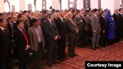 Navoiy simpoziumi, Kobul