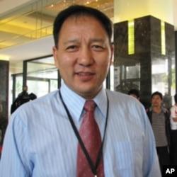 西藏流亡政府驻台湾代表达瓦次仁