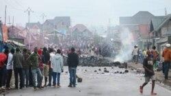 Reportage de Charly Kasereka, correspondant à Goma pour VOA Afrique