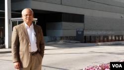 Pejabat Sementara Konsulat Jendral RI di Houston Prasetyo Budhi