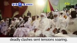 VOA60 Africa - Tuareg rebels pull out of peace accord monitoring group- August 24, 2015