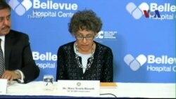 Một bác sĩ ở New York xét nghiệm dương tính với virus Ebola