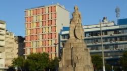 Greve impossibilita a travessia Maputo-Katembe