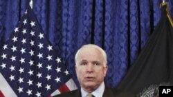 سفر سناتوران امریکایی به افغانستان