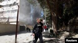 敘利亞內戰持續