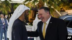 مایک پمپئو، وزیر خارجه ایالات متحده، به کشورهای خاورمیانه سفر کرده است.