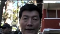 2014-01-01 美國之音視頻新聞: 西藏流亡政府呼籲中國重新審議西藏政策