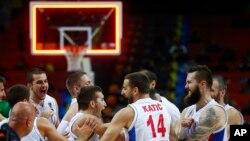 Košarkaška reprezentacija Srbije na Svetskom prvenstvu u Španiji 2014.