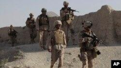 US Afghan National Army