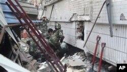 چین:زلزلے سے کم ازکم 19افراد ہلاک