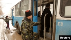 La sécurité a été renforcée à Volgograd, Russie, 4 janvier 2014.