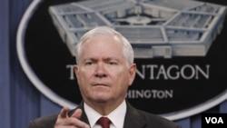 Menteri Pertahanan AS, Robert Gates