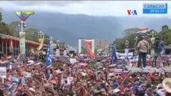 Venezuela desea mejorar relaciones con EE.UU.