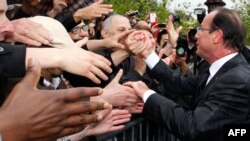 Novi predsednik Francuske Fransoa Oland