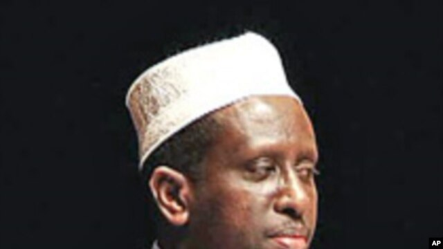 Somali President Sheik Sharif Sheik Ahmed