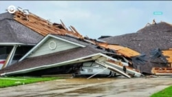 США под ударом торнадо