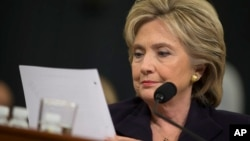 En las encuestas, Hillary Clinton mantiene un margen bien estrecho en Iowa frente a su rival Bernie Sanders.