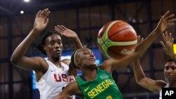 Rio၂၀၁၆ ေႏြရာသီ အုိလံပစ္ အမ်ိဳးသမီး ဘက္စကက္ေဘာ