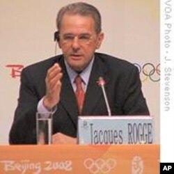 国际奥委会主席罗格(资料)