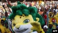 Nam Phi háo hức chờ ngày khai mạc World Cup