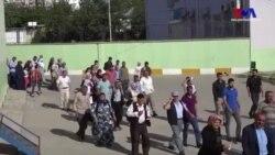 Diyarbakır'da Seçime Yoğun İlgi