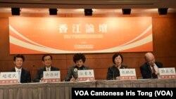 香江文化交流基金會,最近在香港舉辦題為「變動下的兩岸關係新展望」的香江論壇